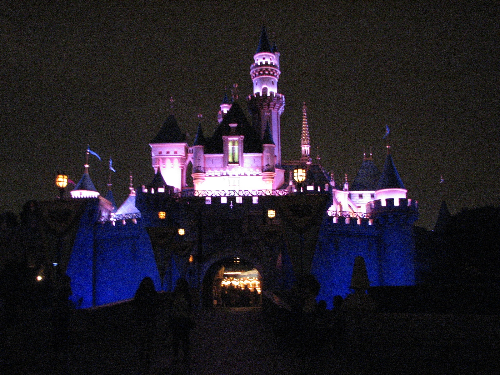 Disney Land California