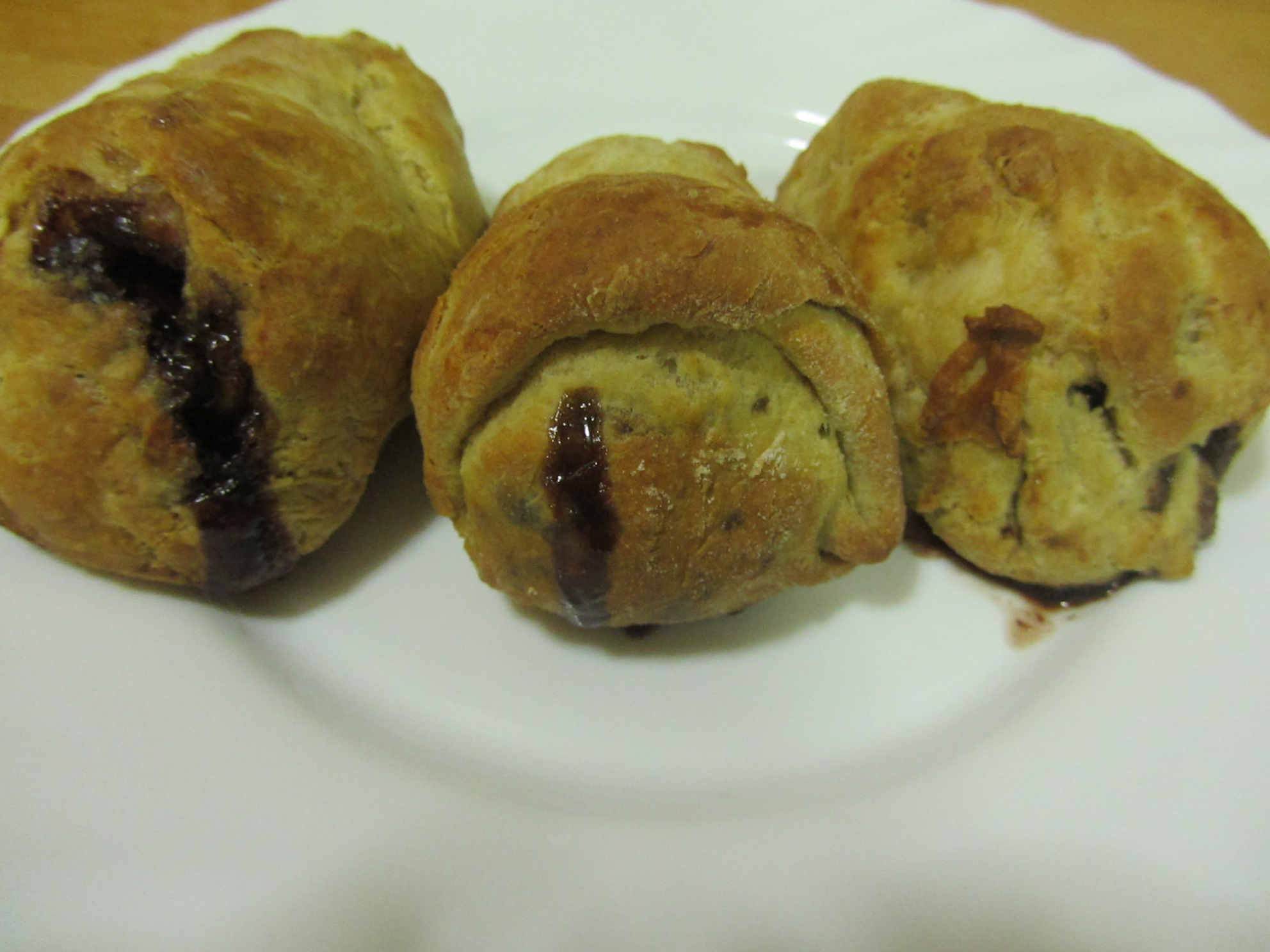 Recipe: Stuffed Pastry Pears