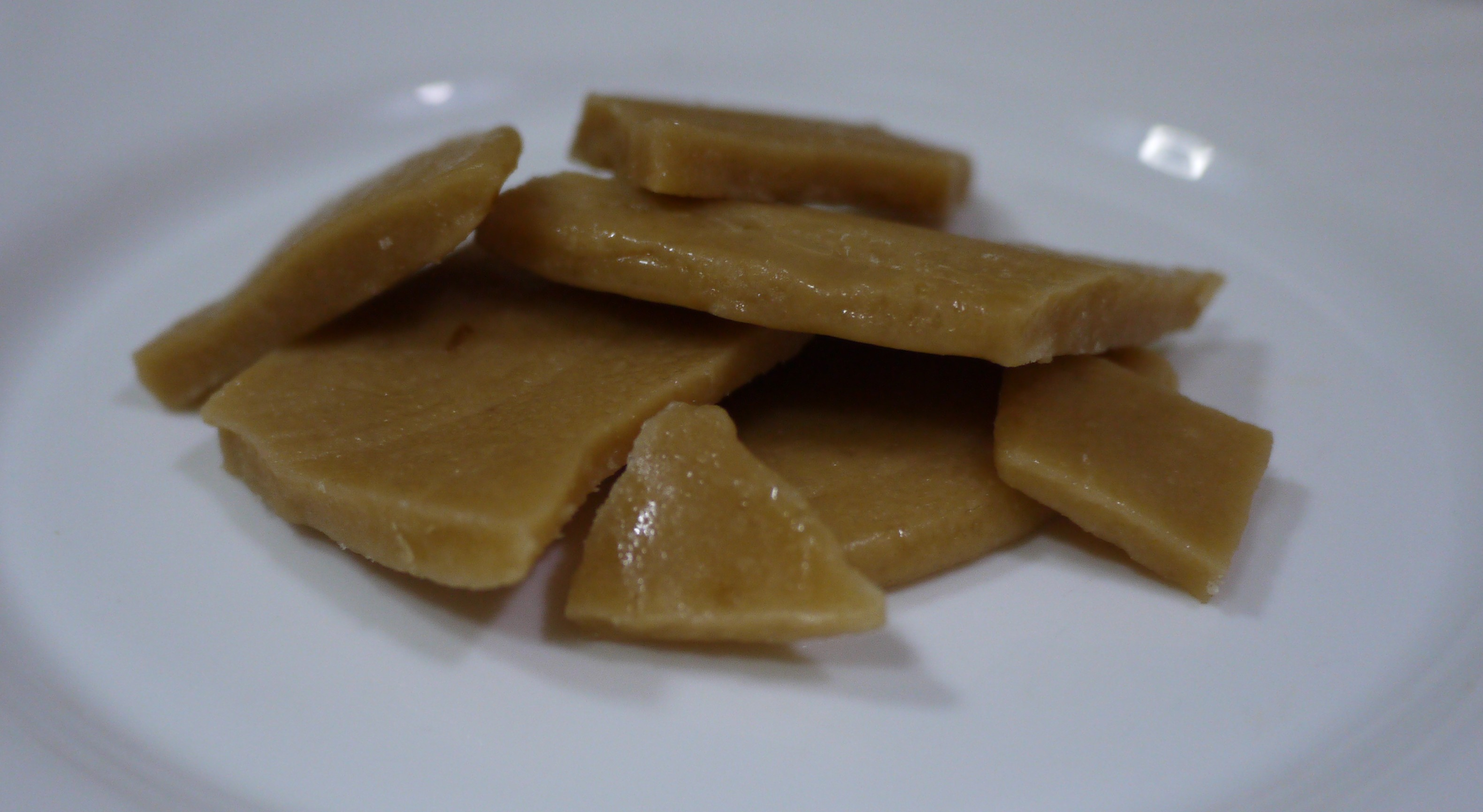 Recipe: English Toffee