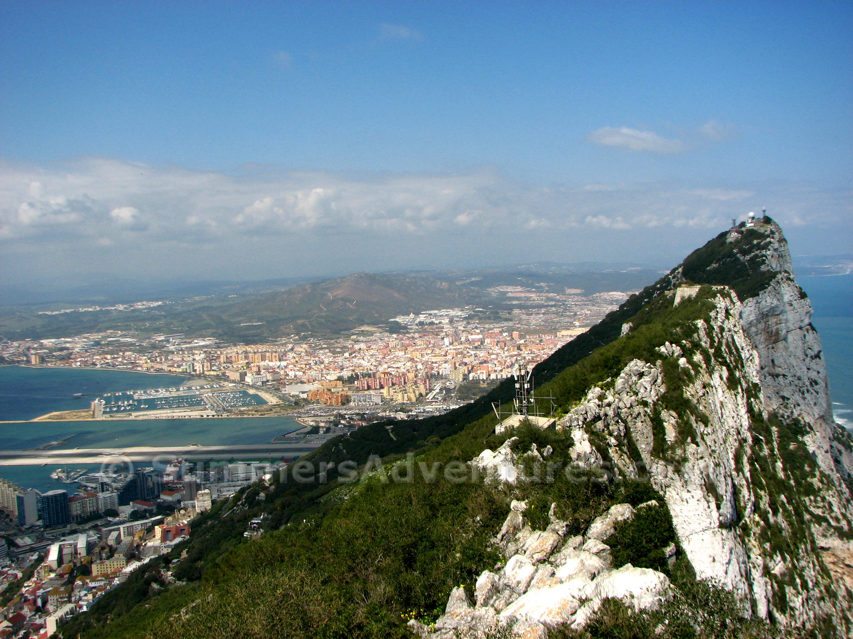 Gibraltar Through My Eyes