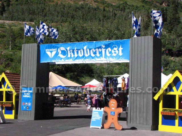 Oktoberfest SnowBird, Utah
